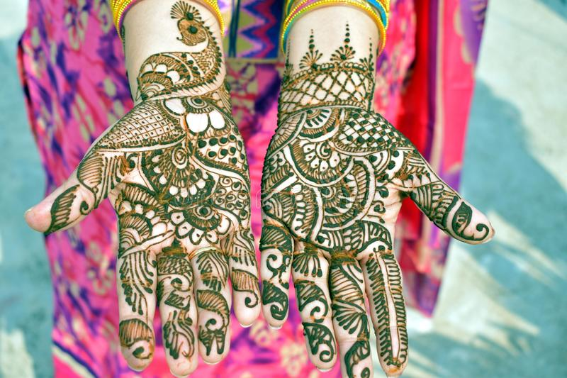 Pattern, Mehndi, Design, Henna stock images