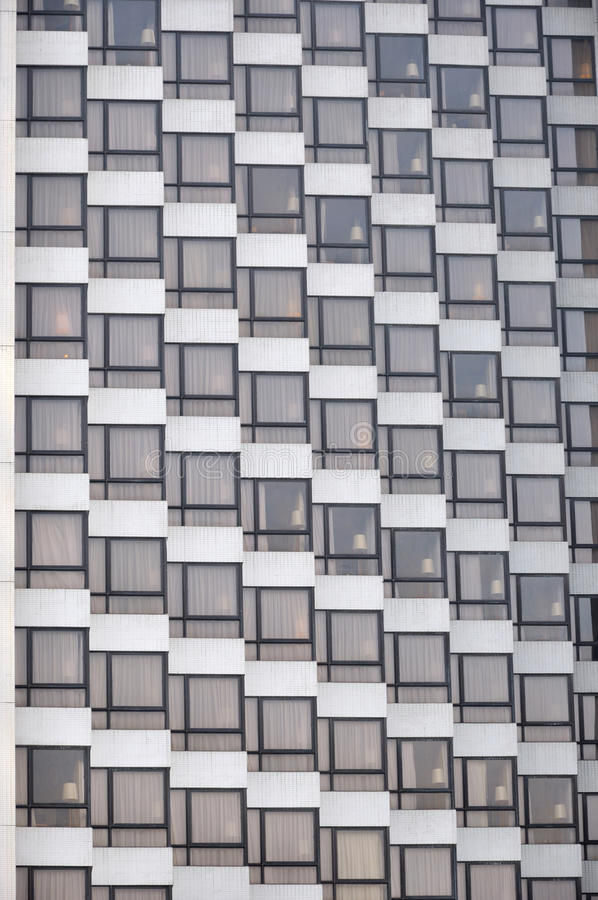 Download Pattern Of Modern Apartment Building Stock Image - Image: 17594303