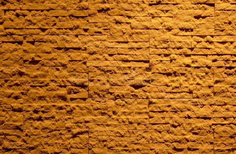 pattern of modern dark brown or red  brick wall background texture stock photos