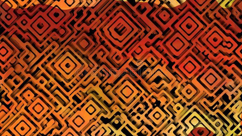 Pattern Orange Line Background Beautiful elegant Illustration graphic art design Background. Image vector illustration