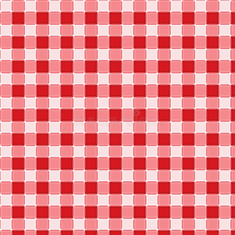 Picnic Tablecloth Vector
