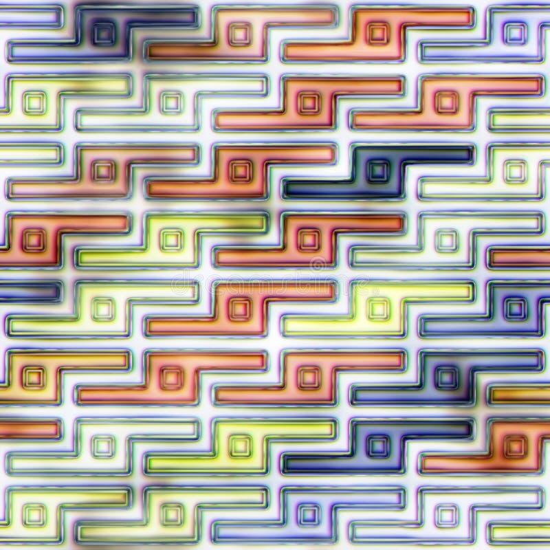 Download Pattern (plastic, Aqua, Metal) Stripes. Stock Illustration - Image: 7508904