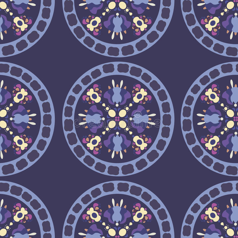 Pattern plate royalty free stock photography