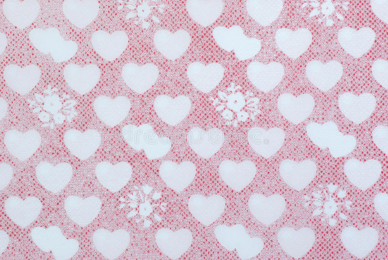 Pattern with red rose texture paper. royalty free stock photography