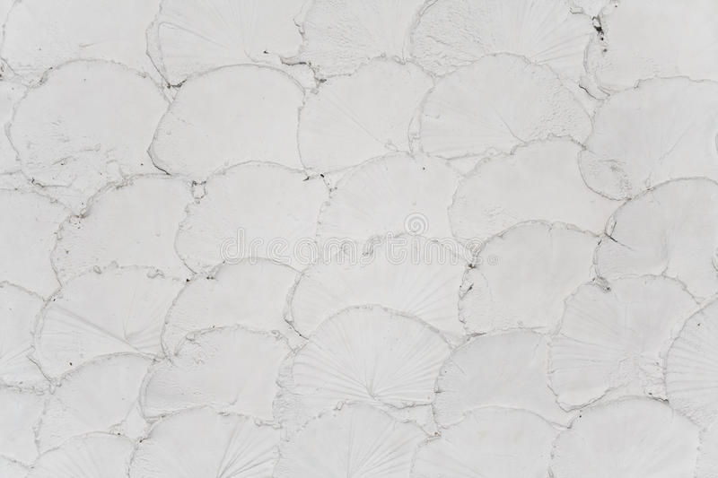 Download The Pattern Resembling Fish-scale Of Wall Stock Photo - Image: 25346472