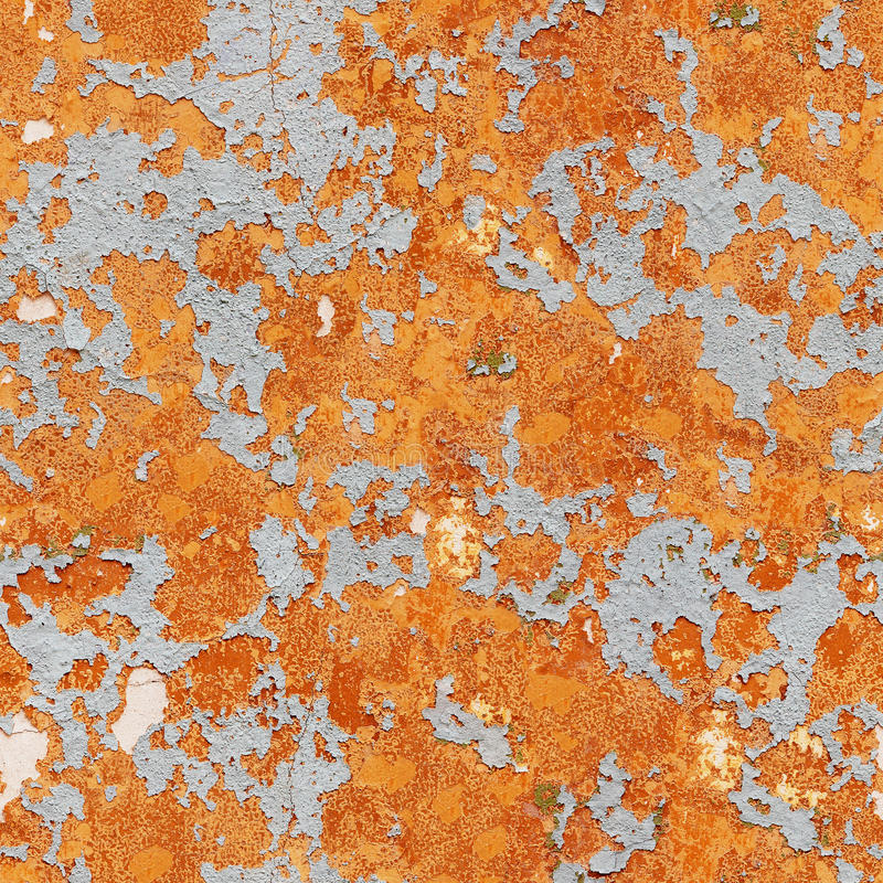 Pattern of rustic orange grunge material royalty free stock photo