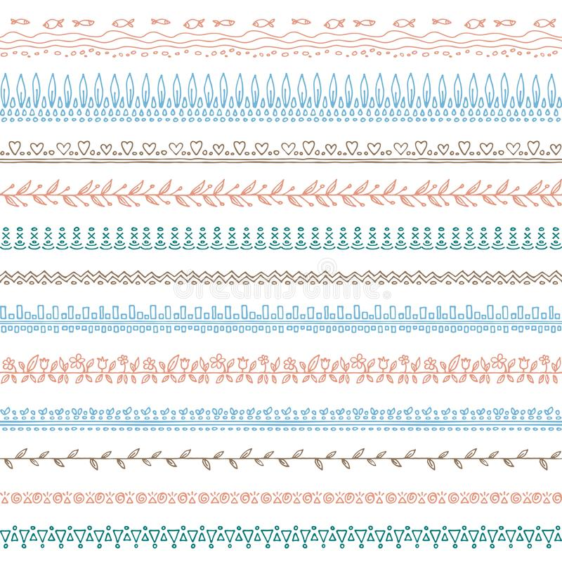 Pattern-01 sans couture illustration libre de droits