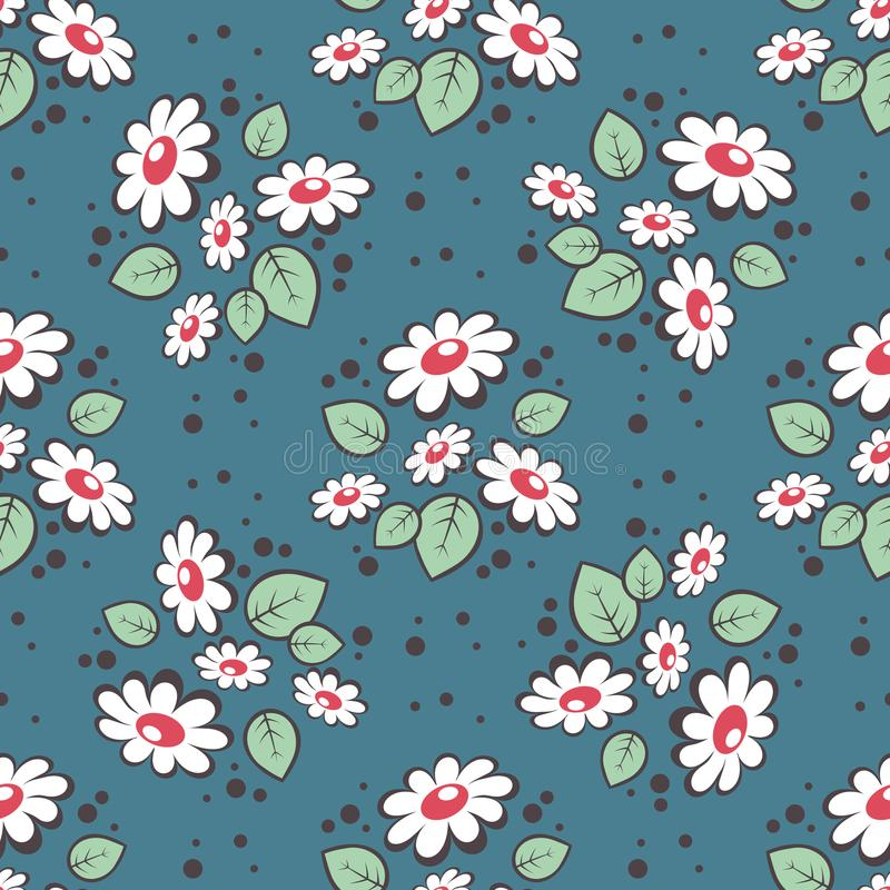 Pattern-15 sans couture illustration libre de droits