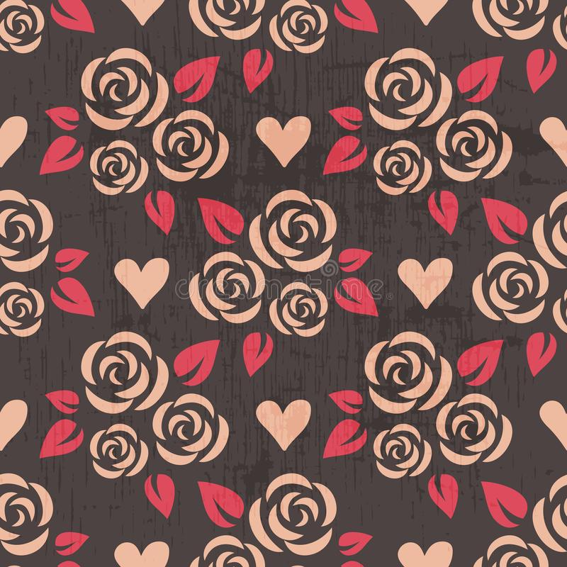 Pattern-14 sans couture illustration stock