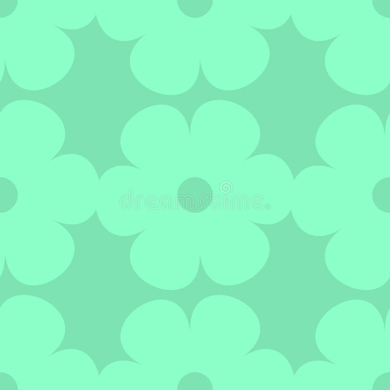 Pattern seamless abstract geometric bright. Flower, circle. Gamma green. Illustration . Use for the site, printing, paper, c stock illustration