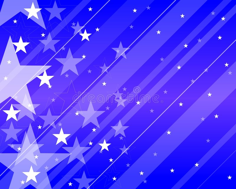 Pattern with stars vector illustration