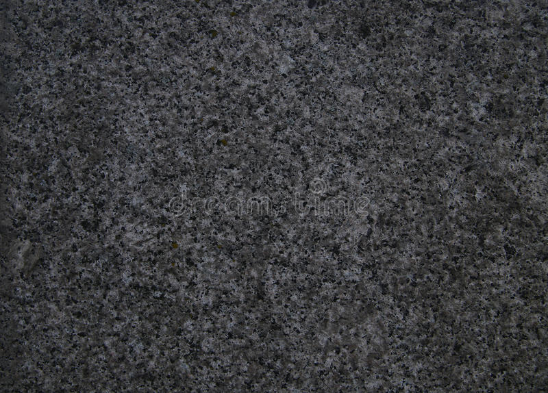 Pattern stone granite dark gray smooth smooth texture stock photos