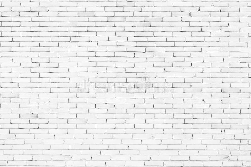 Pattern stone wall background. / Brick wallpaper abstract paint. White brick wall texture background. Brickwork or stonework flooring interior rock old pattern stock image