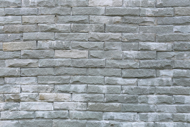 Pattern of stone walls. Pattern of stone walls design decorative for background royalty free stock photo