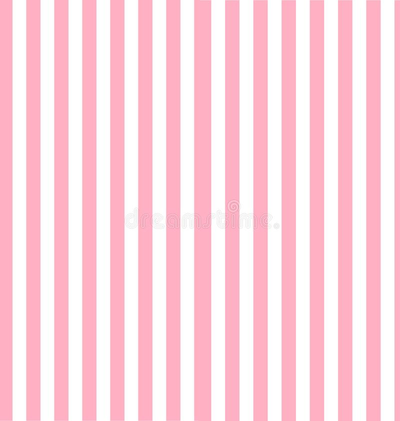 Pattern stripes seamless. Pink two tone stripes pattern vector for wallpaper, fabric, background, backdrop, paper gift, textile,. Fashion design etc. Abstract vector illustration