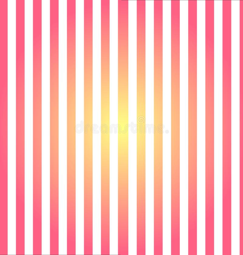 Pattern stripes seamless. Pink two tone stripes pattern vector for wallpaper, fabric, background, backdrop, paper gift, textile,. Fashion design etc. Abstract stock illustration