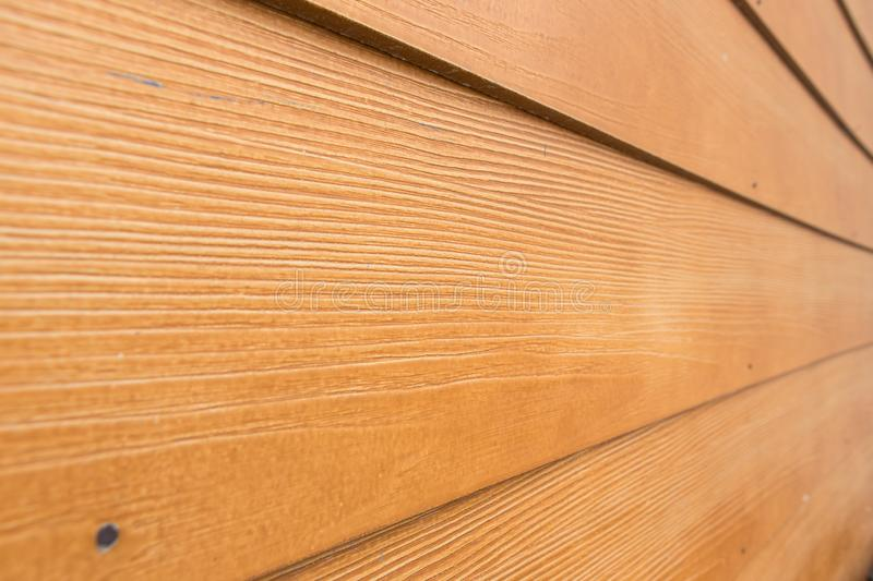 Pattern of Synthetic Wood wall stock photography