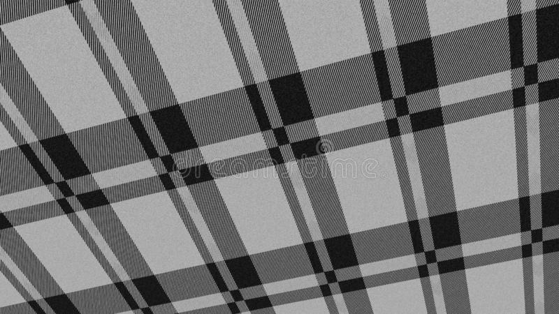 Pattern texture background of fabric with trendy style design. 3D rendered Illustration of fabric pattern for textile and printing. Pattern background with royalty free illustration