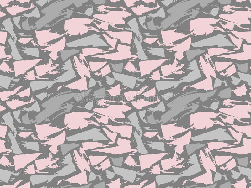 Pattern texture repeating seamless. Pink and gray spots on the background. Vector background. Repeat. vector illustration