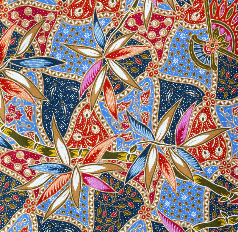 Download Pattern On The Thai Cloth Stock Photography - Image: 23975032