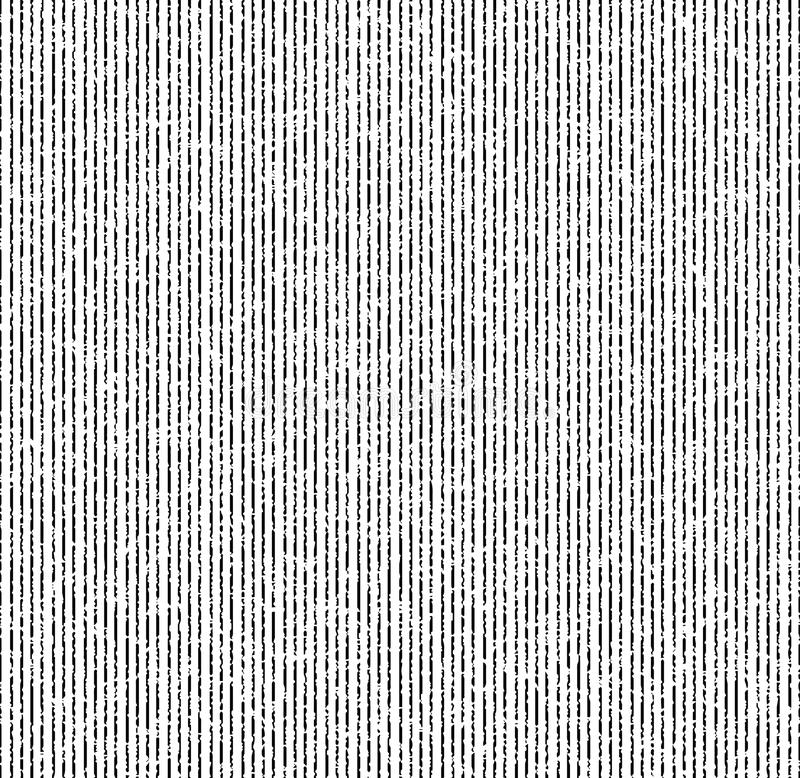 The pattern of thin black grunge stripes royalty free stock photo