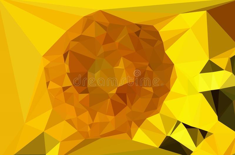 Pattern triangle abstract background geometric. diamond vector illustration