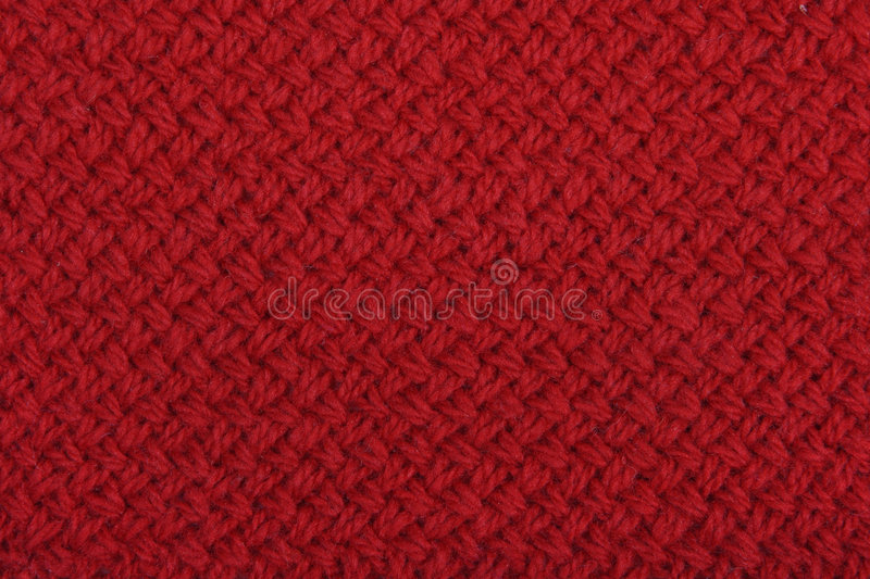 Pattern from a wool royalty free stock photo
