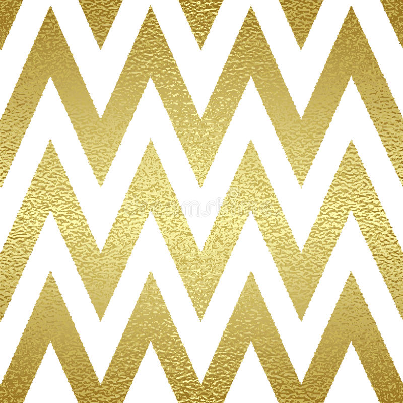 Pattern in zigzag. Classic chevron seamless pattern. Vector design stock illustration