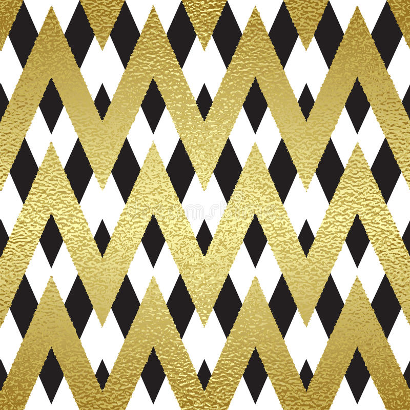 Pattern in zigzag. Classic chevron seamless pattern. Vector design vector illustration