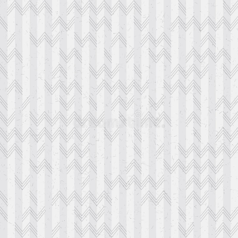 Pattern with zigzags vector illustration