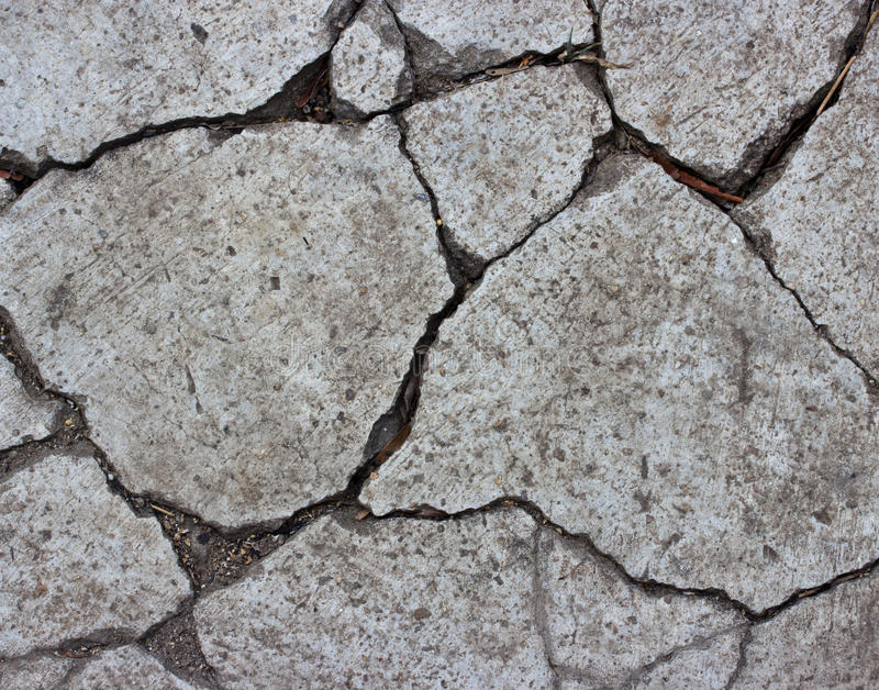 Download Patterned Crack Concrete. Royalty Free Stock Photography - Image: 38123547