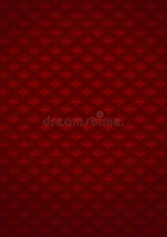 Download Patterned red background stock illustration. Illustration of background - 10513413