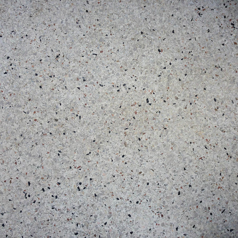 Patterned texture Terrazzo Floor, polished stone pattern background royalty free stock image