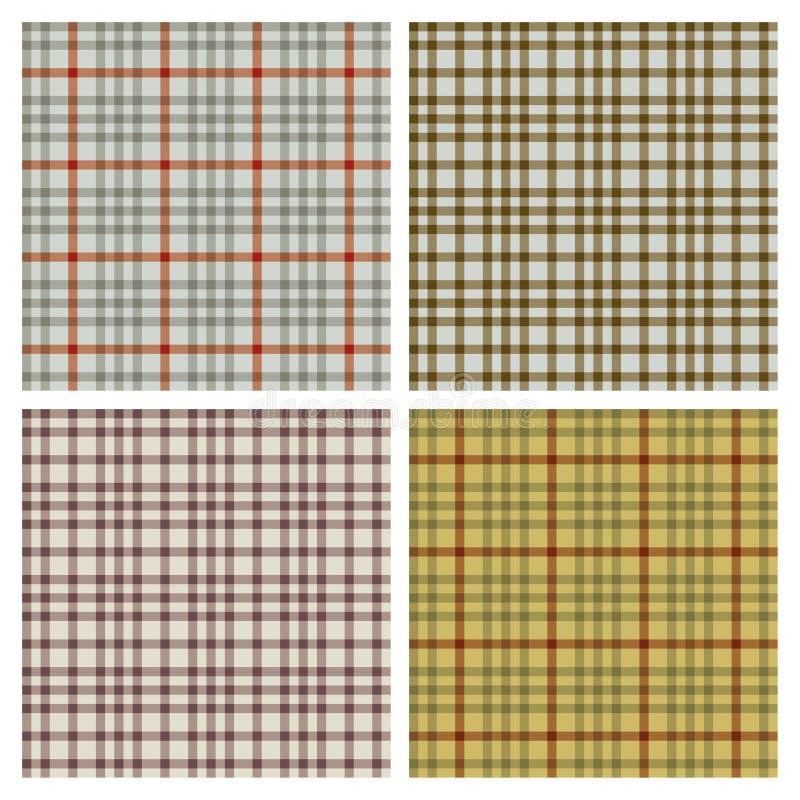 patterns retro διανυσματική απεικόνιση
