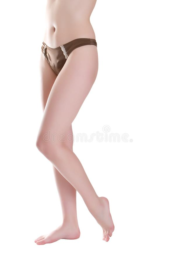 Jolies jambes image libre de droits