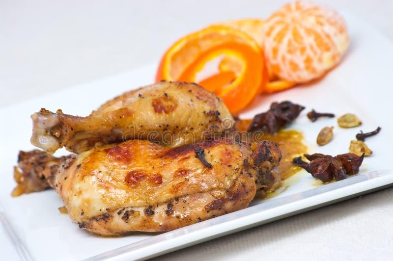 Pattes de poulet photos stock