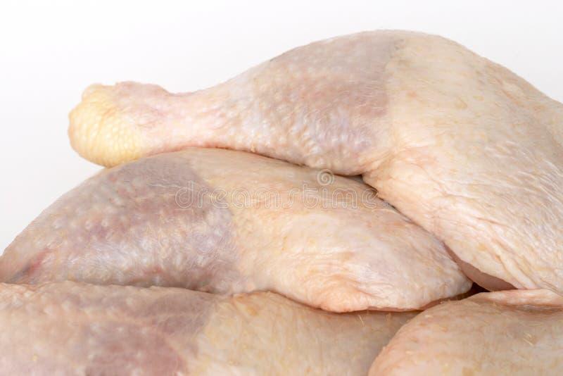 Pattes de poulet photo libre de droits