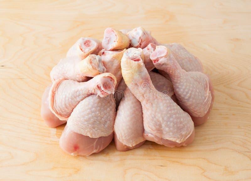 Pattes de poulet photographie stock libre de droits