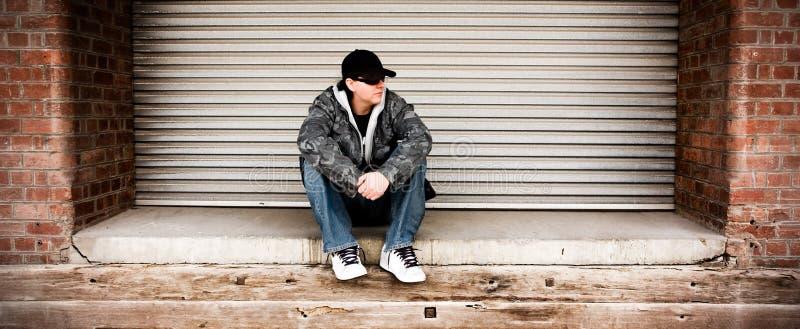 Download Pattinatore urbano fotografia stock. Immagine di skateboard - 3149518