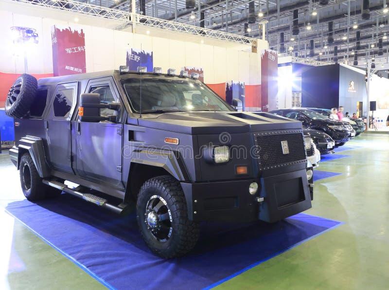 Patton vehicle