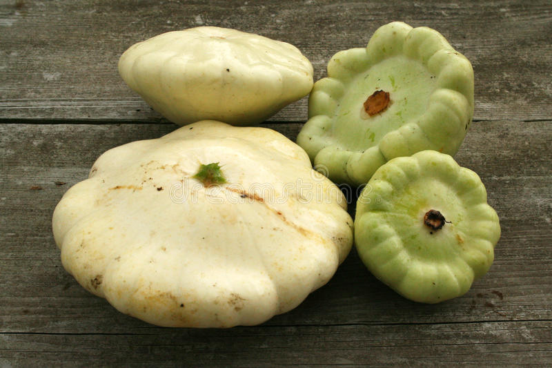 Download Patty pan squashes stock image. Image of market, autumn - 11485609