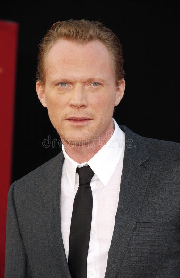 Paul Bettany fotografie stock