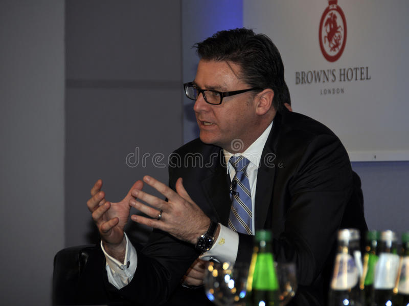 Download Paul James, Clefs D'Or Congress Editorial Stock Photo - Image: 23442858