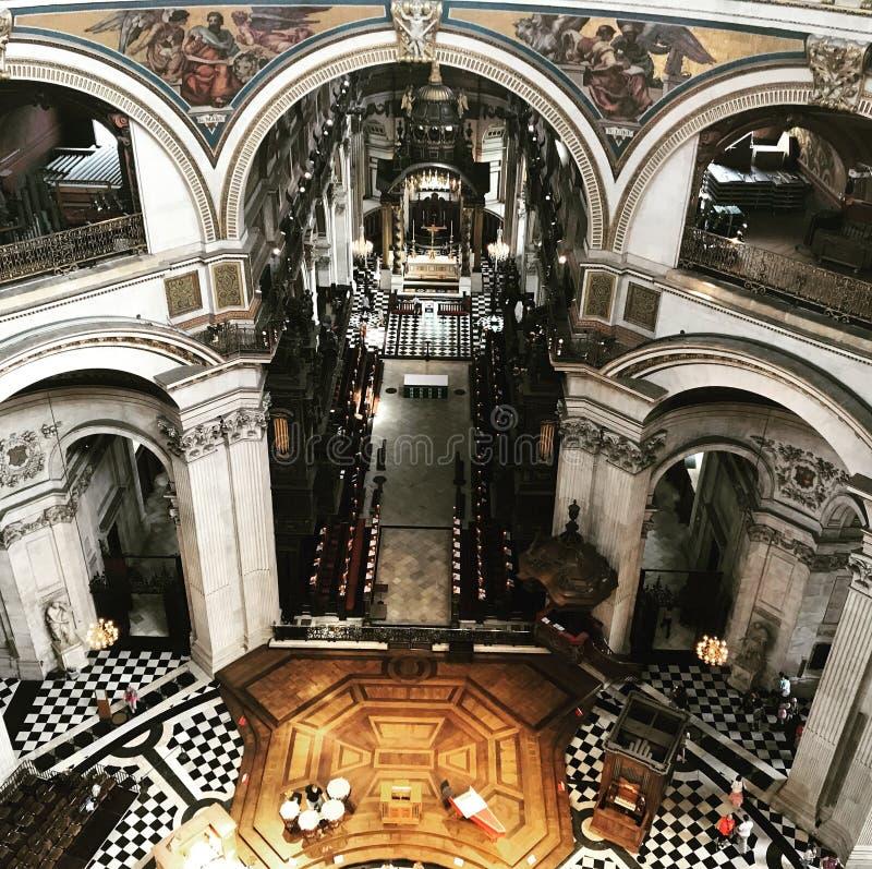 Paul katedralny s st obraz royalty free