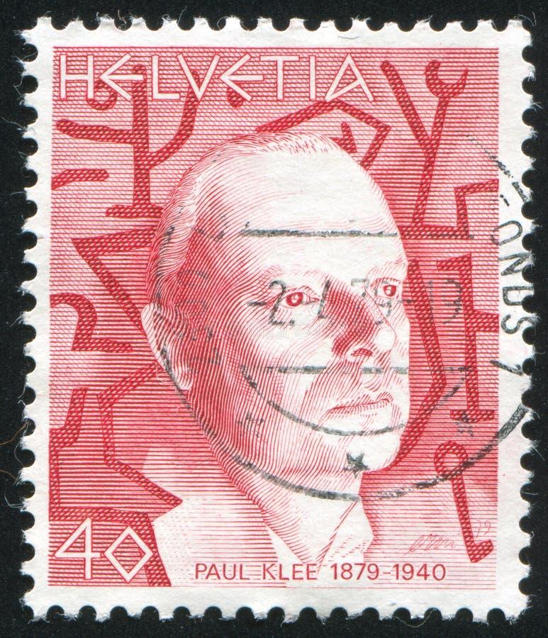 Paul Klee lizenzfreie stockbilder