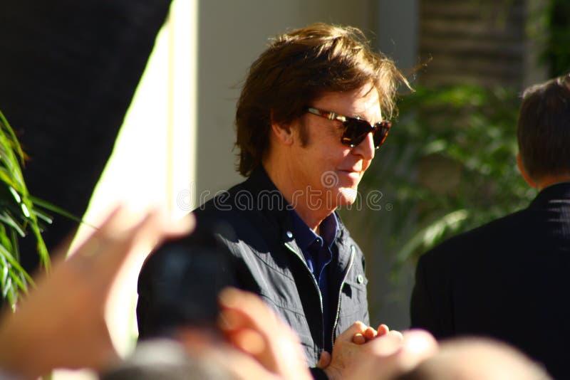 Paul McCartney stock fotografie