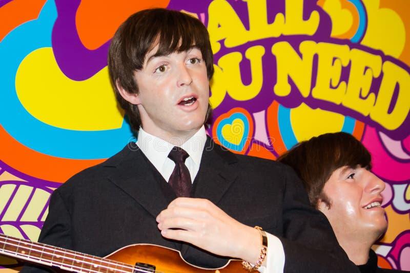 Paul McCartney immagine stock libera da diritti