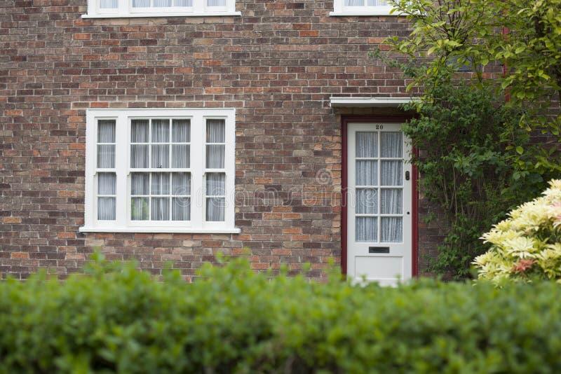 Paul McCartney dzieciństwa dom obraz royalty free