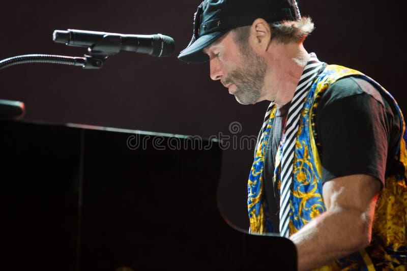 Paul Rodgers fotografía de archivo libre de regalías