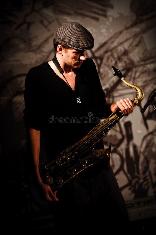 Download Paul Roges Trio On Jazz Koktebel Festival 2010 Editorial Image - Image: 16395595